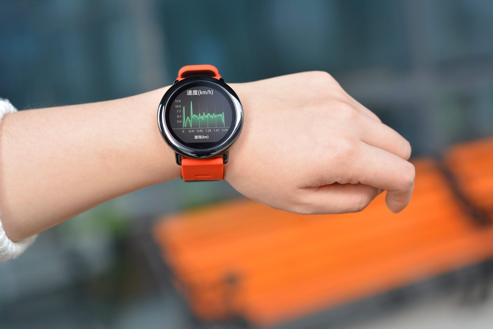 【2017米粉節】小米香港推出新品 Amazfit運動手錶 | 堅。離地城 – U Blog 博客