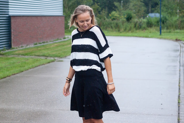 Rain, Stripes, skirt, Woodwatch