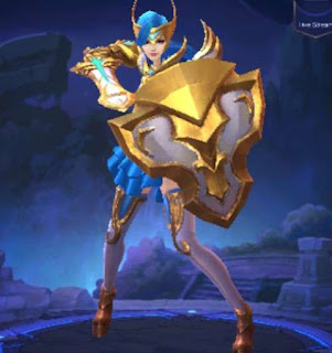 Build Freya Mobile Legends - Savage atau Penta Kill