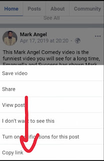 How To Download Facebook Video On Android by https://thegoldentech.com.ng