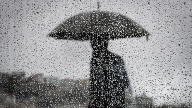 Ισχυρές βροχές, καταιγίδες και χιόνια έως το πρωί της Κυριακής