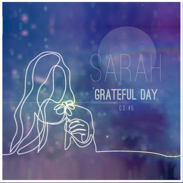 "שרה שפילמן בסינגל חדש:  ""Grateful Day"""