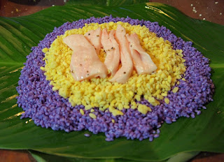 Food and traditional Tet parties in Southern Vietnam 1