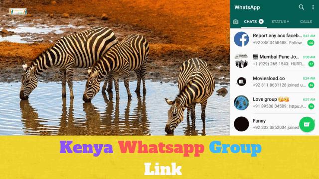 90+ Best Kenya Whatsapp Group Link List Collection