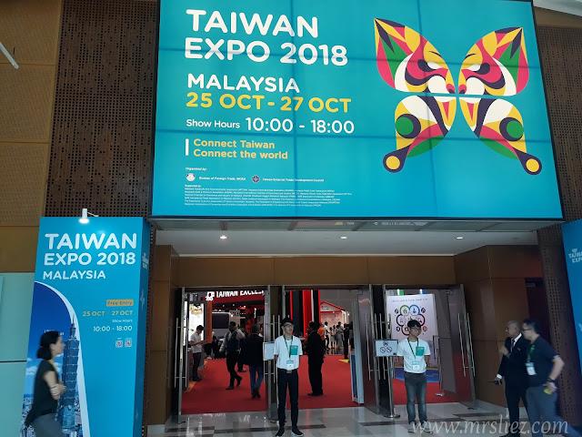TAIWAN EXPO 2018 - KERJASAMA DENGAN MYDIN MENGANJURKAN PESTA MAKANAN HALAL TAIWAN
