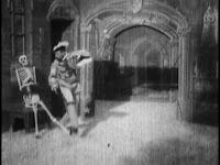 Escena La mansión del diablo - 1896