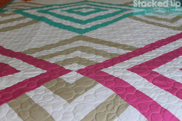 Piece N Quilt Stacked Up Cabin Fever 20 Modern Log
