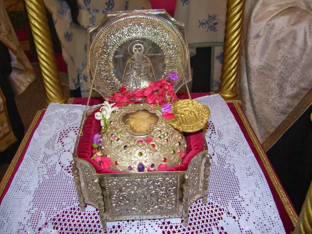 Αποτέλεσμα εικόνας για αγιος χαραλαμπος μετεωρα