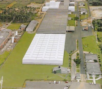 1bde88ff9 Devem começar na primeira quinzena de junho, as obras da fábrica de cimento  do Grupo Elizabeth, ...
