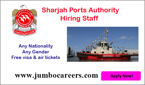 Available job listing in UAE, Sharjah latest job with benefits,