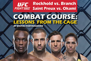 https://www.bloodyelbow.com/2017/9/30/16380110/combat-course-lessons-from-the-cage-14-ufn-116-rockhold-vs-branch-ufn-117-saint-preux-vs-okami