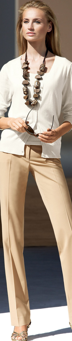 Madeleine Camel Trousers