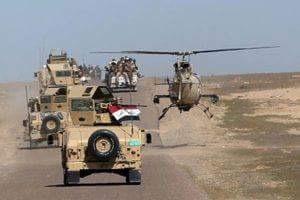 عمليات قادمون يا تلعفر  تنشر انجازات الجيش العراقي لليوم الثامن في معركة تحرير تلعفر