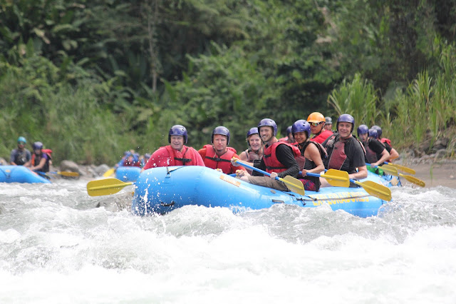 Pacuare River, rafting, Exploradores Outdoors, Costa Rica