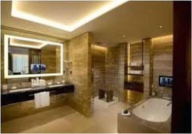 Inexpensive Bathroom Spa Ideas IB 38s