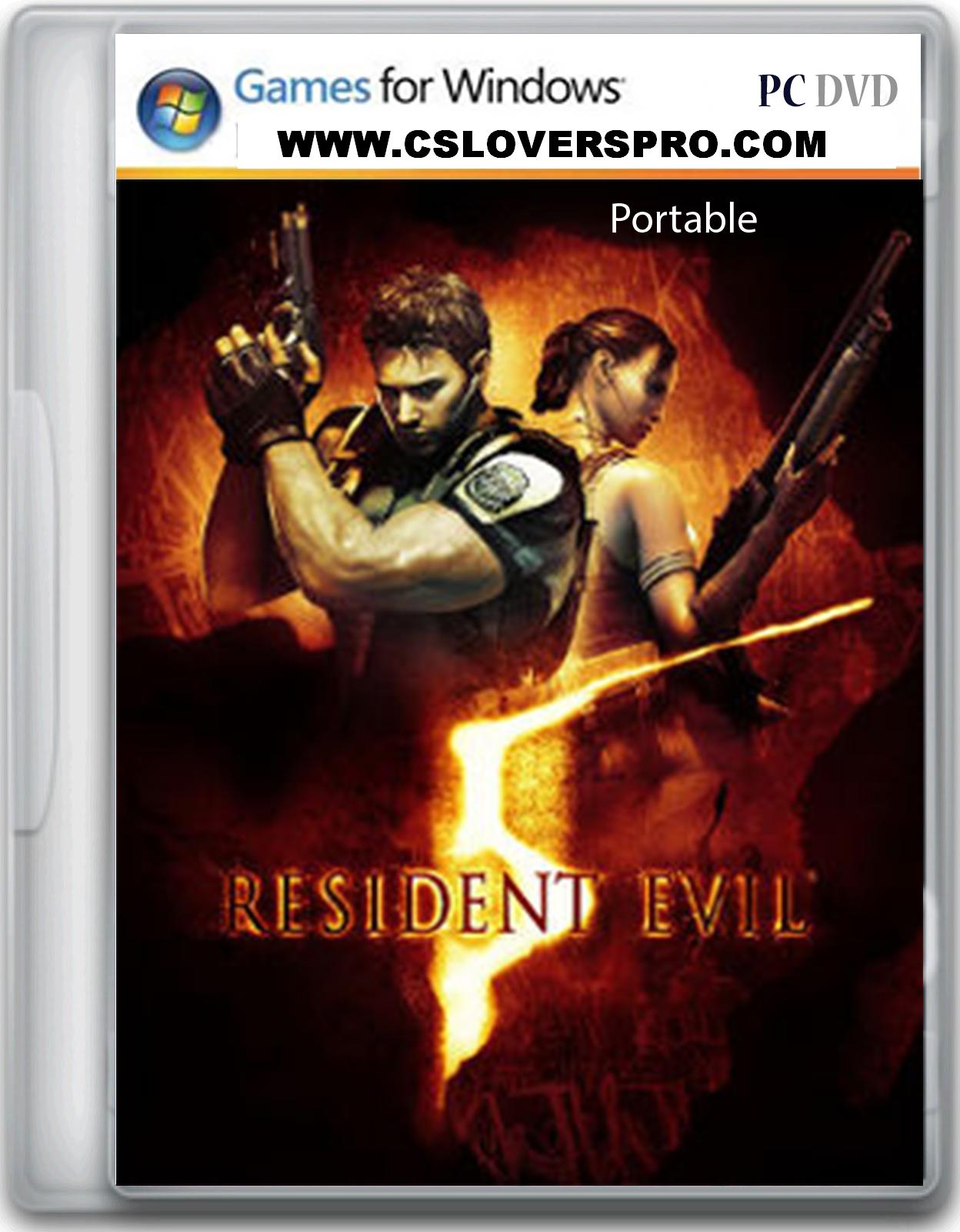 Resident Evil 5 Highly Compressed Pc Game - shotsletter