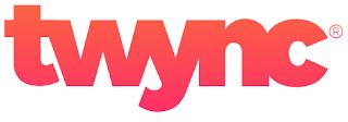 logotipo twync