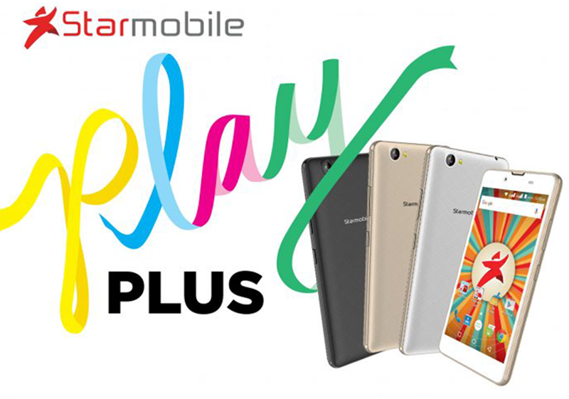 Starmobile Play Plus