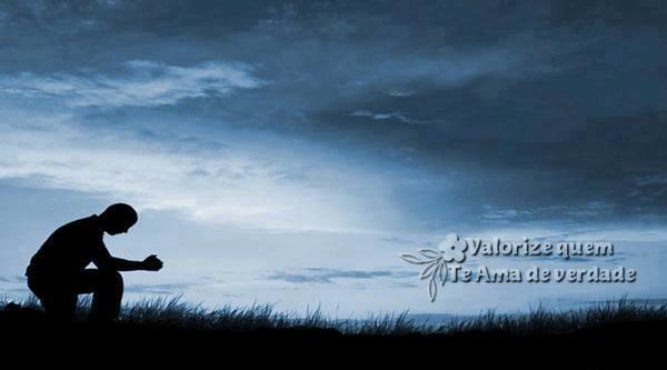 Valorize Quem Te Ama De Verdade : Ouço Deus Me Chamar