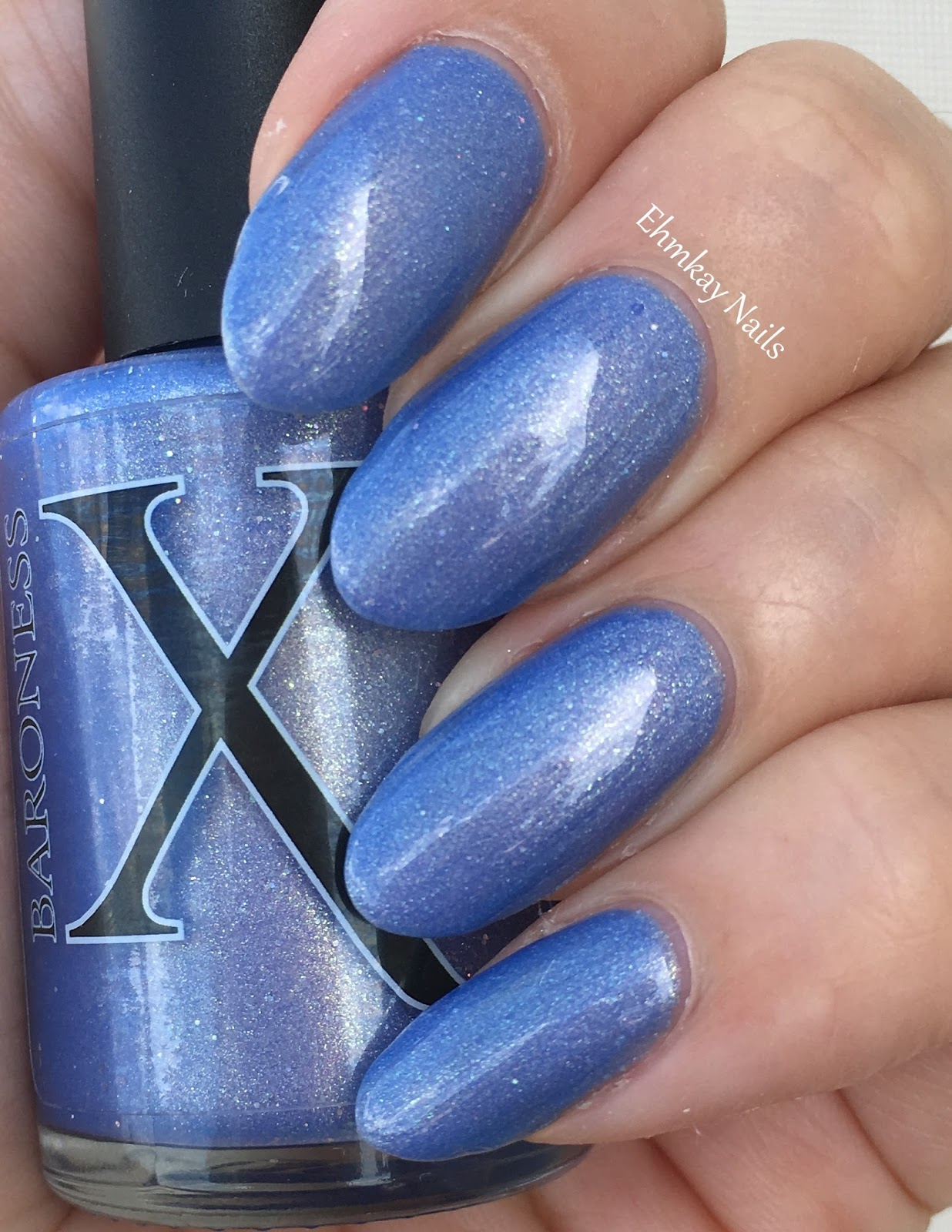 Gleam Reviews Photos: Ehmkay Nails: Baroness X The Lost Coast Collection