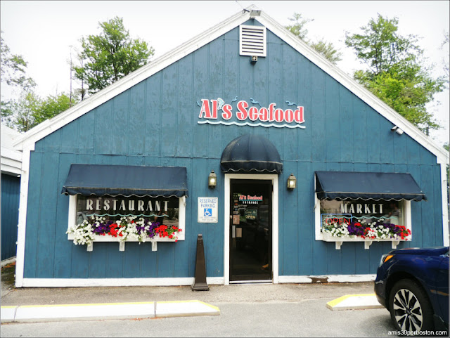 Lobster Shacks en New Hampshire: Al's Seafood