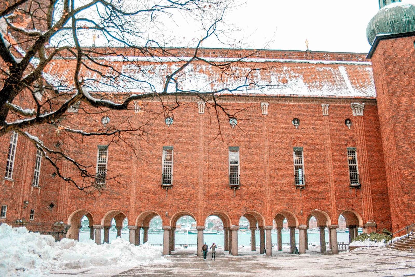 My Travel Background : Visiter Stockholm, mes immanquables - Hôtel de Ville