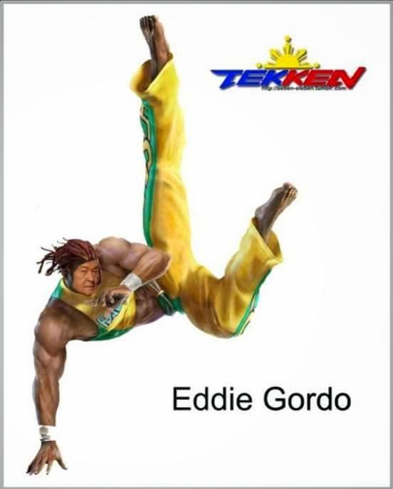 Meme Eddie Gordo hilarious pinoy made tekken memes unleashed online dugompinoy