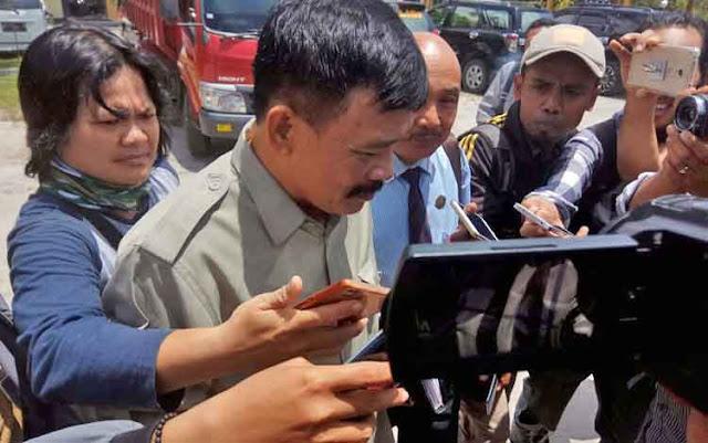 Politisi Partai Gerindra Yansen Binti Jadi Tersangka Pembakaran 7 Sekolah di Kalteng