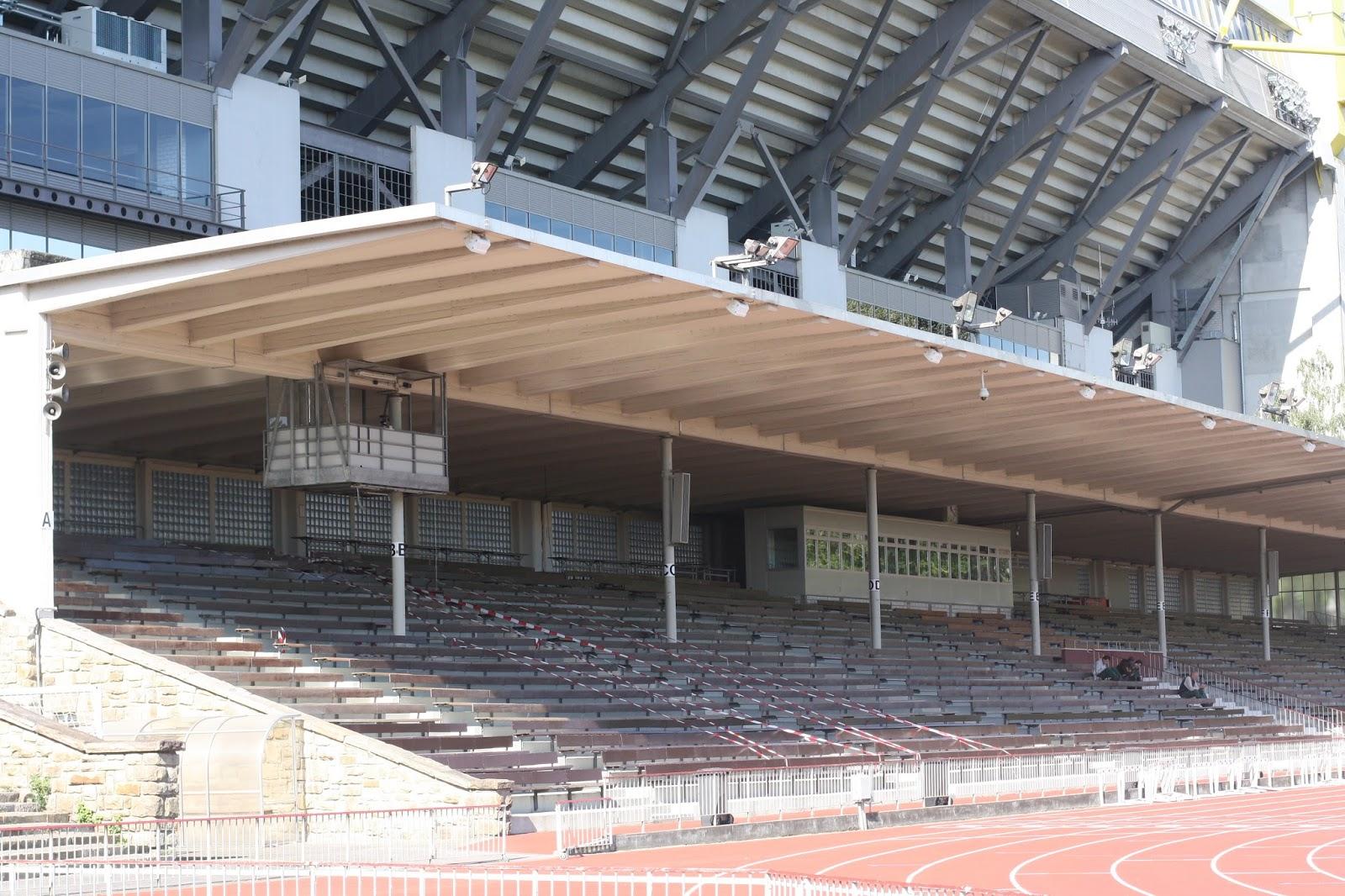 Stadion Dortmund Faßungsvermögen