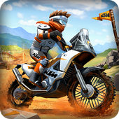 Trials Frontier Mods v6.0.0 (Apk+Data) Unlocked For Android Update Terbaru