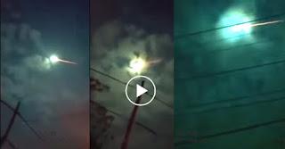 Μετεωρίτης Στην Αργεντινή - Full Video