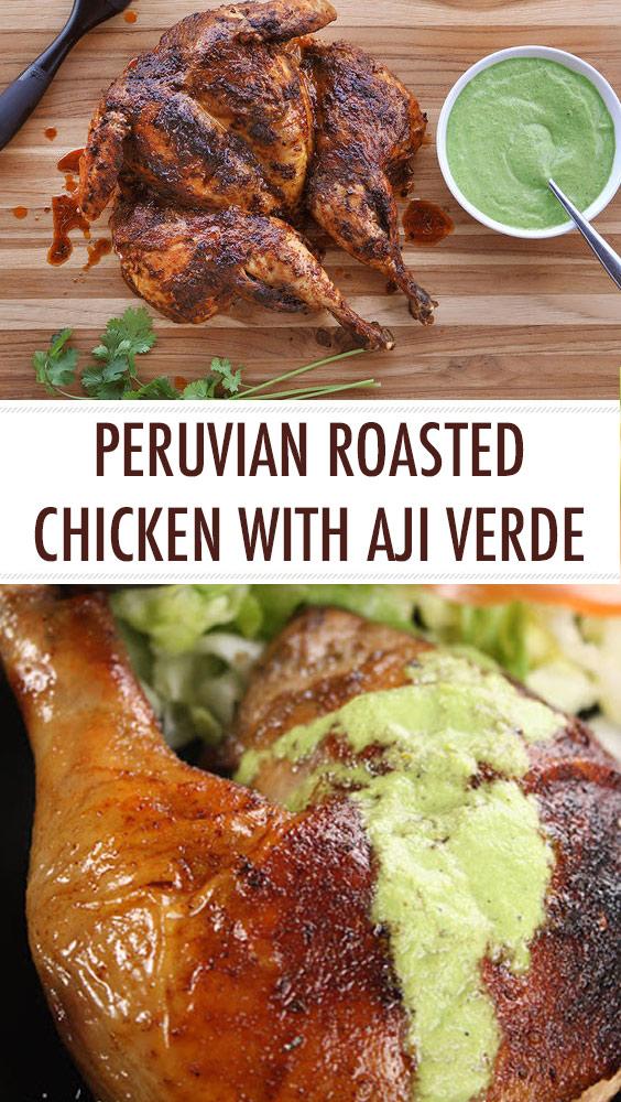 Peruvian Roasted Chicken