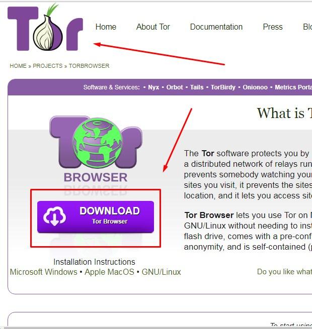 Tor Browser Untuk Mengakses Website yang Diblokir 2019