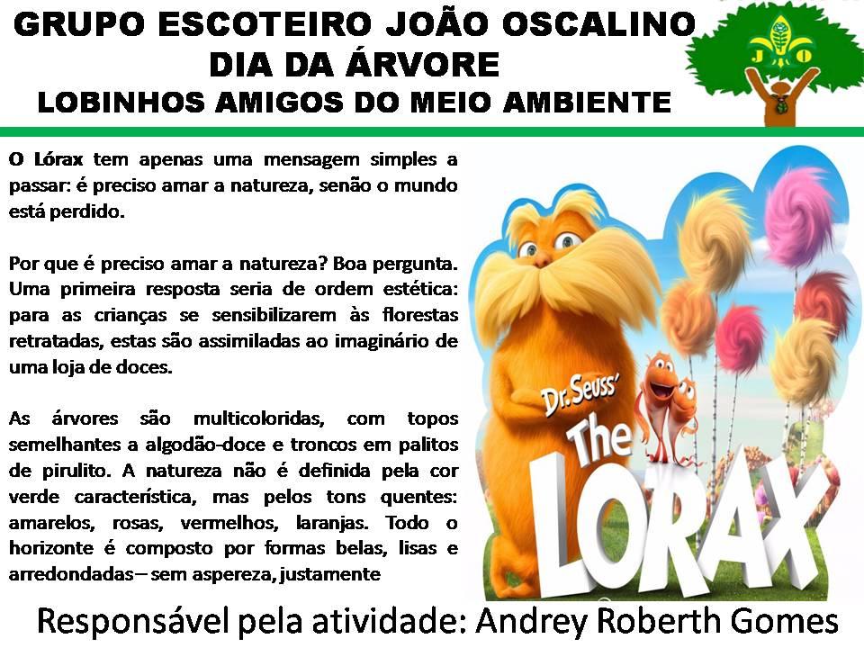 GRUPO ESCOTEIRO JOÃO OSCALINO   DIA DA ÁRVORE NO GRUPO ESCOTEIRO 3a3f6809c1d