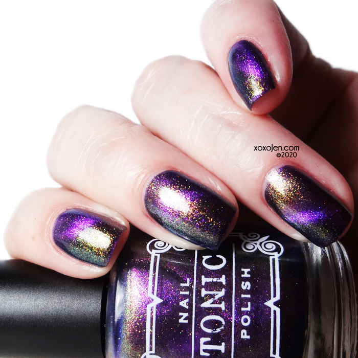 xoxoJen's swatch of Tonic Clap Your Hands