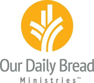 Our Daily Bread Today, Febraury 25, 2018 - Topic-  Following Where He Leads