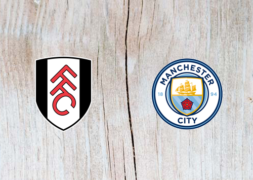 Fulham vs Manchester City Full Match & Highlights 30 March 2019