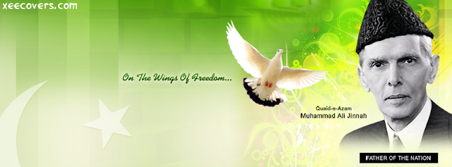 On the Wings of Freedom. Facebook Cover