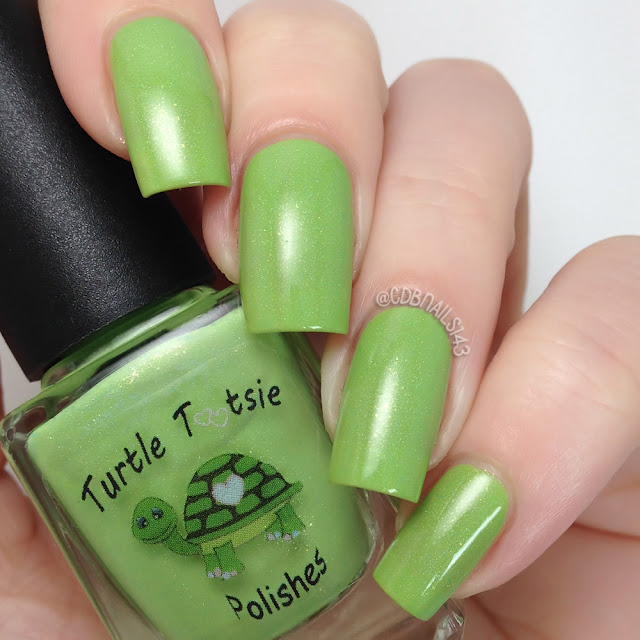 Turtle Tootsie Polishes-Buddy, The Elf