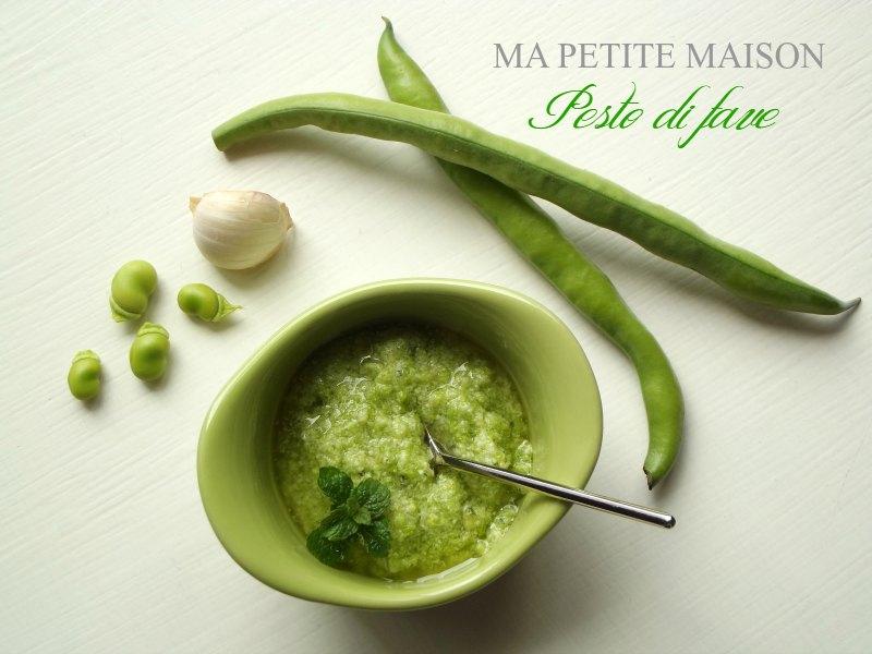 Pesto di fave (Marò)