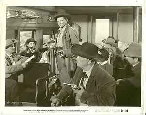 The Texas Rangers 1951 movieloversreviews.filminspector.com lobby card