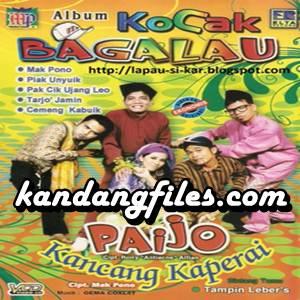 Kocak Bagalau - Paijo (Full Album)