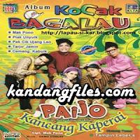 Kocak Bagalau - Podo Wae (Full Album)
