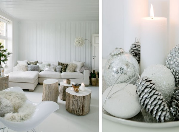 D Living Gutschein Country Style Chic: Swedish Christmas Inspiration