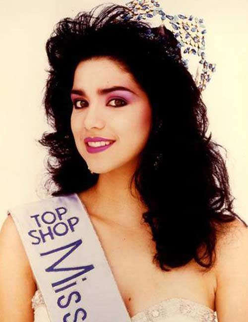 Miss World Of 1984 – Astrid Carolina Herrera
