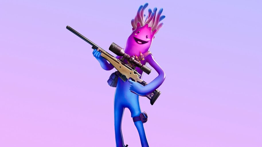 Jellie, Fortnite, Skin, Outfit, 4K, #7.890