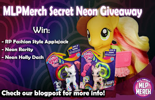 Secret Neon Giveaway: One Week Left