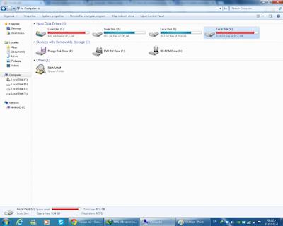 Storage file usang