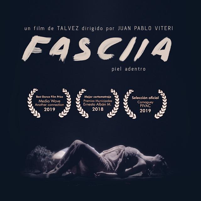 Fasciia ganadora del Best Dance Film Price en Europa