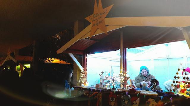 Südstadt-Weihnachtsmarkt an der Lutherkirche